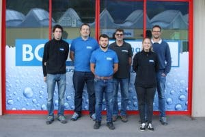 Dantherm A/S: Klimatisierung von Schwimmhallen – Zusammenarbeit mit Bordin AG Schweiz