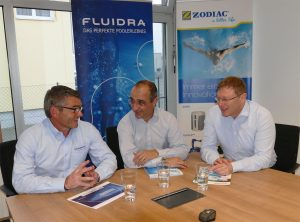 Aktuelles zur Fusion von Zodiac Pool Deutschland / Fluidra Deutschland