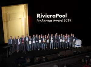 10-Jahre Riviera Pool Pro-Partner: eine filmreife Veranstaltung