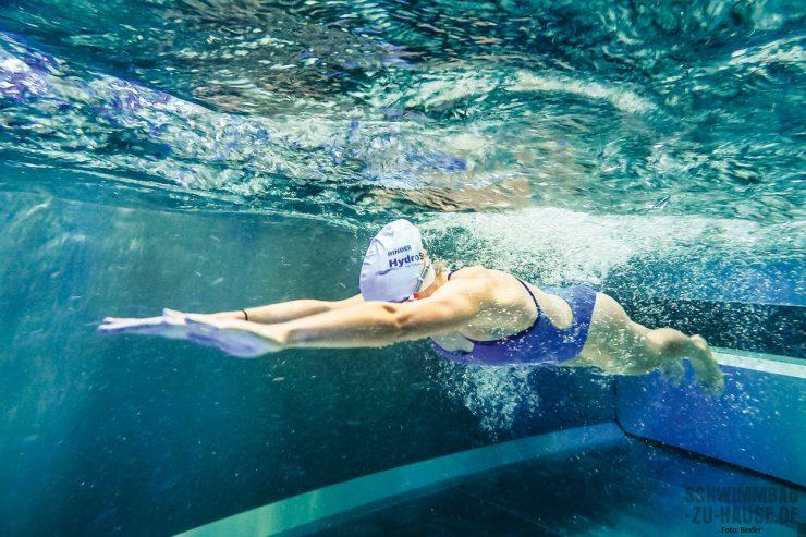 Frohes (Gegen-)Schwimmen!