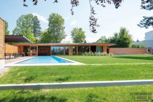 Poolprojekt der Extraklasse